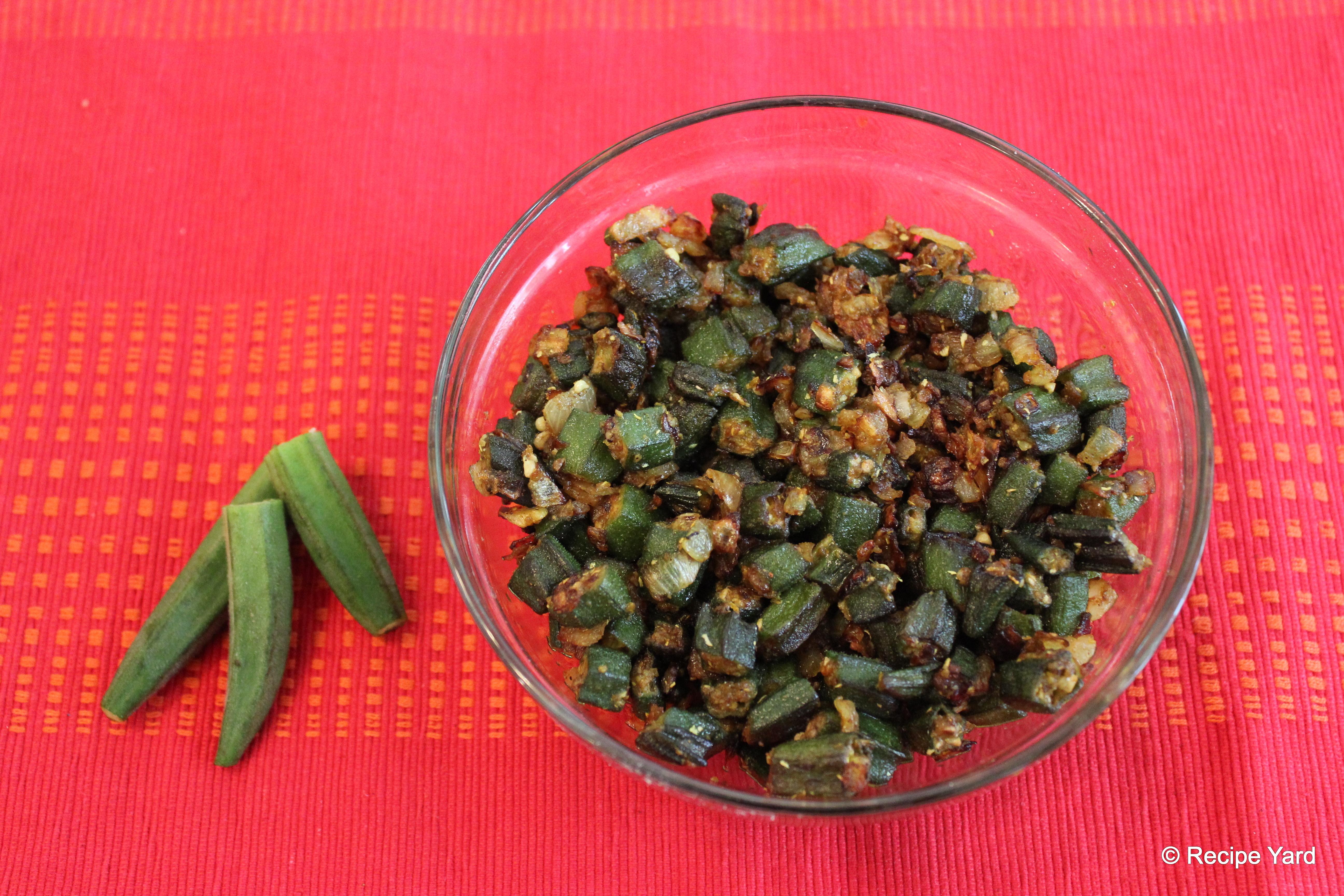 Bhindi Pyaza