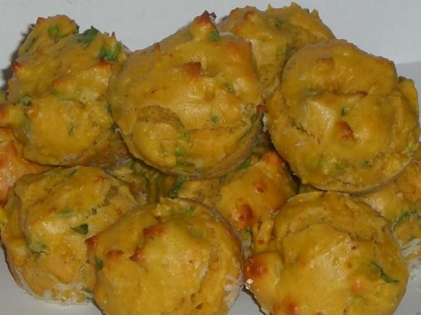 Falafel Muffins