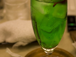 Minty Melon Drink