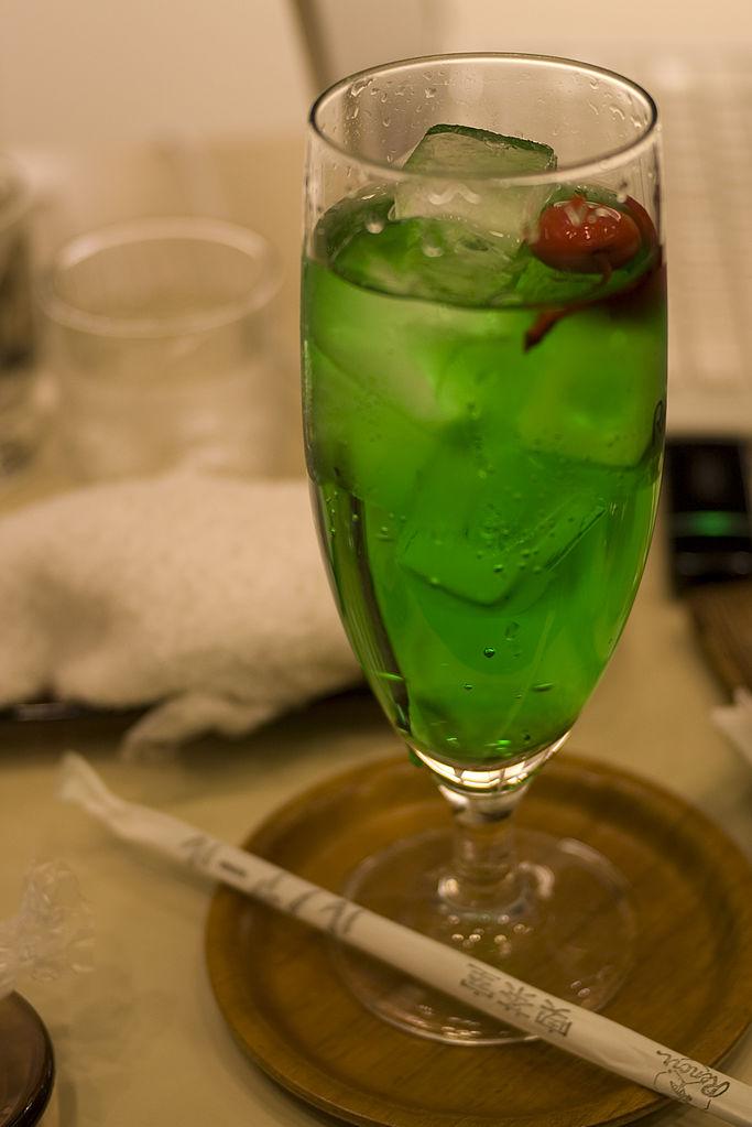 Minty Melon Drink