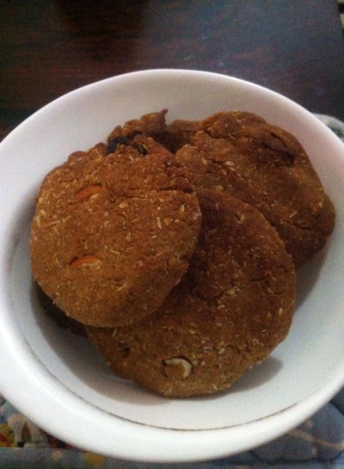 Kuttu Cookies