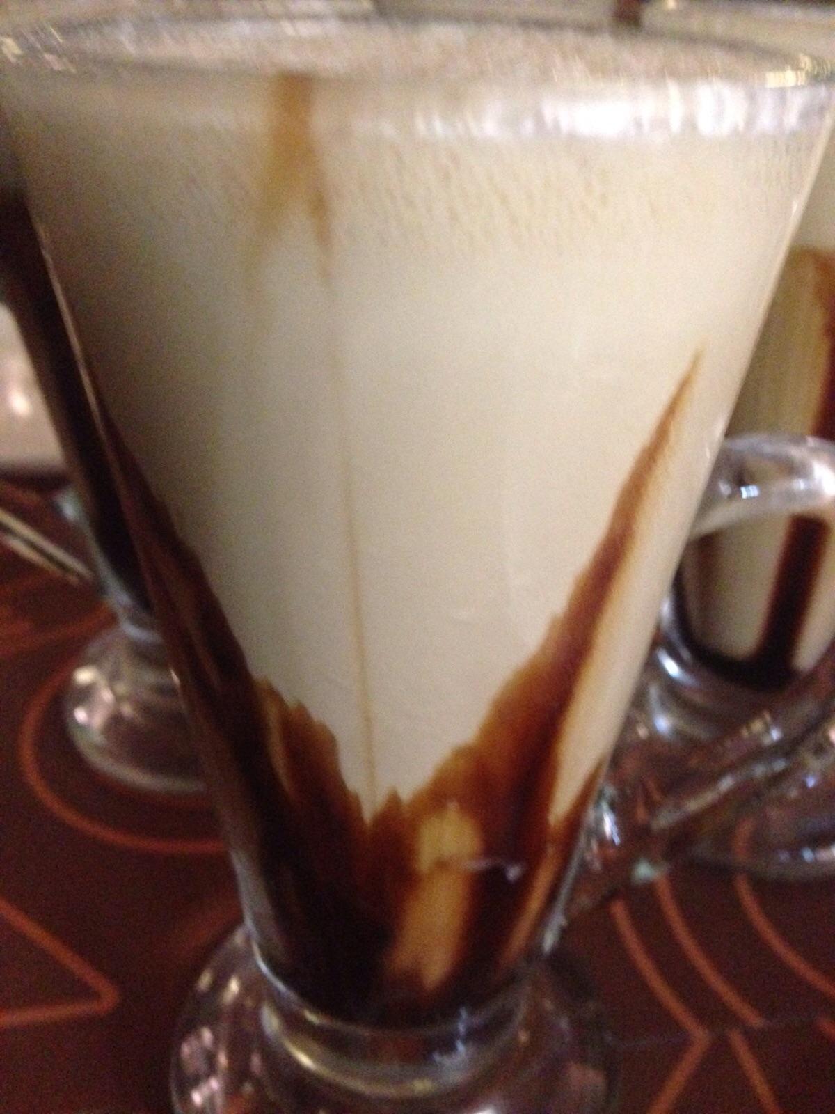 Choco-Cream Frappe