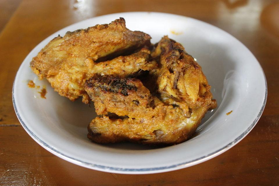 Spicy Orange Grilled Chicken
