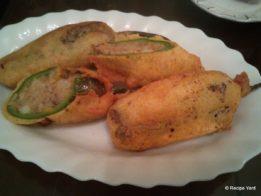 Stuffed Jalapeno Fritters
