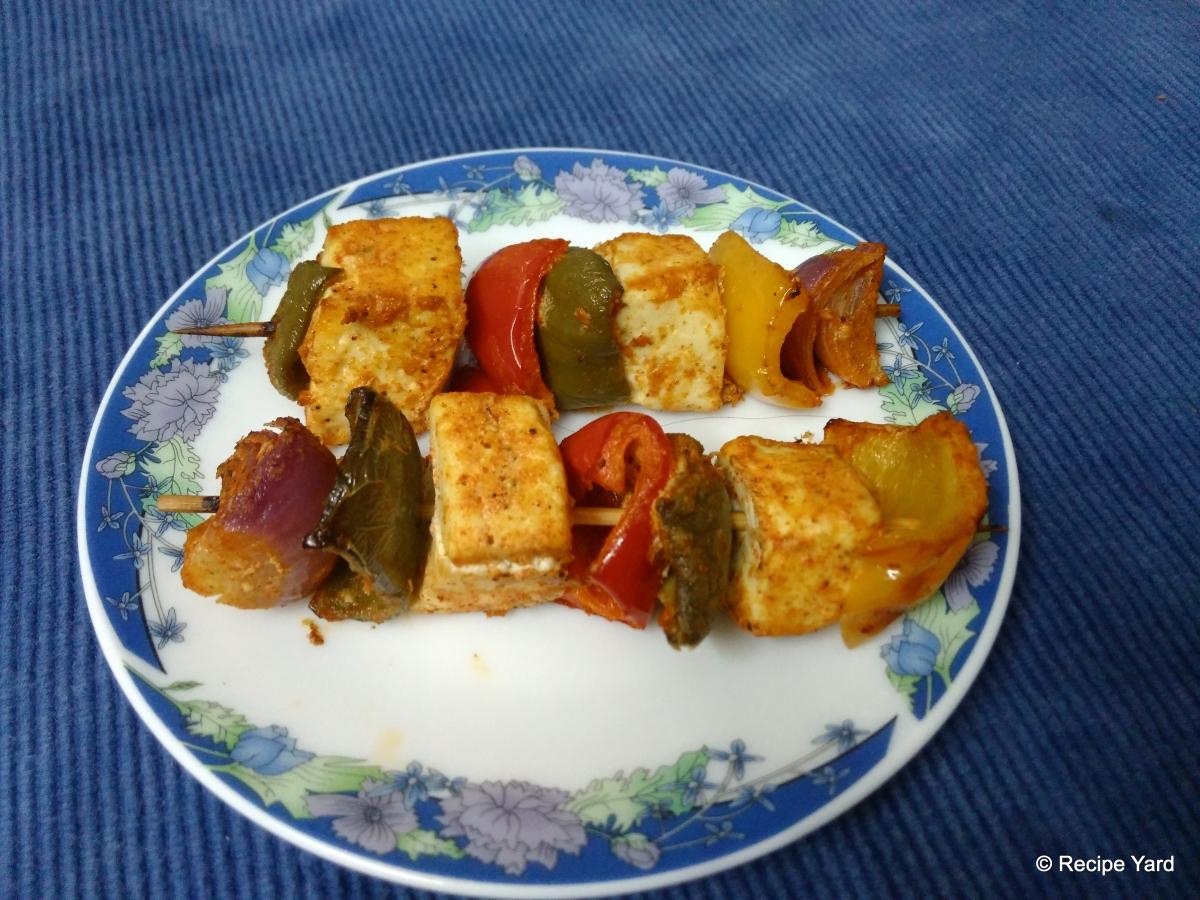 Tofu Tikka