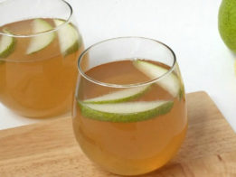 Lemony-Pear-Punch