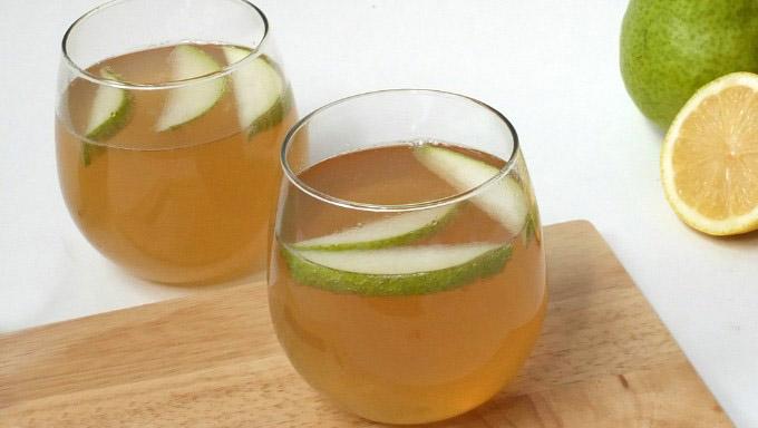 Lemony-Pear-Punch