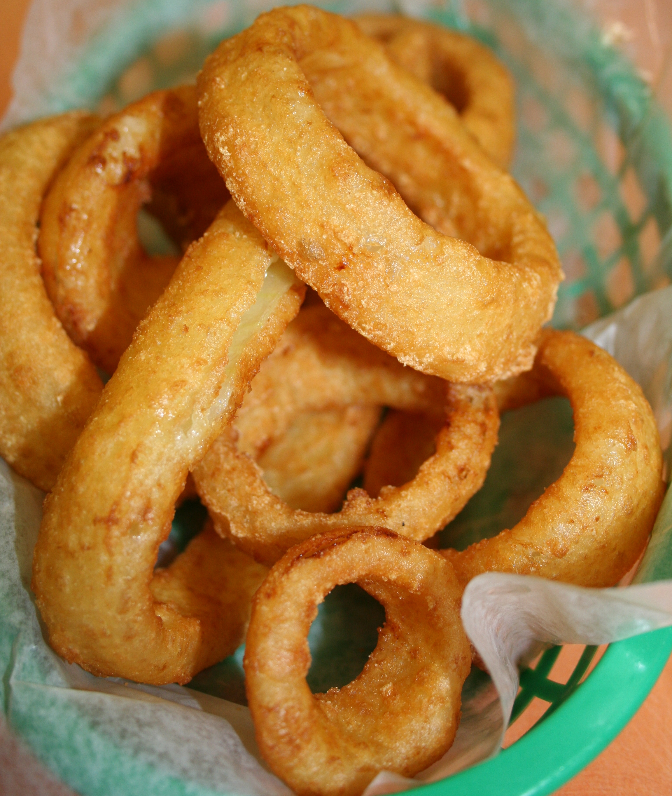 fried onion snacks rings vegan recipe and appetizers yard recipes